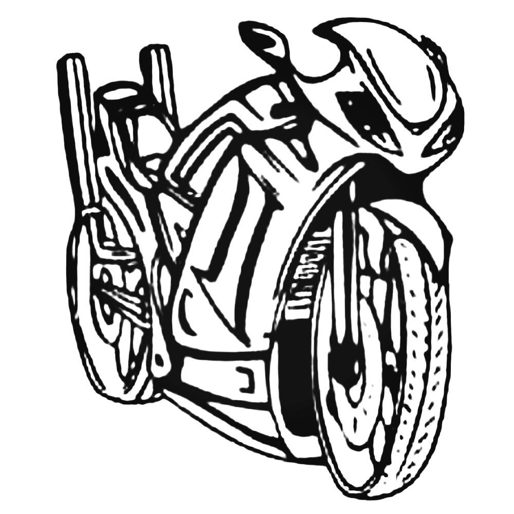 1000x1000 atv sportbike style style decal sticker