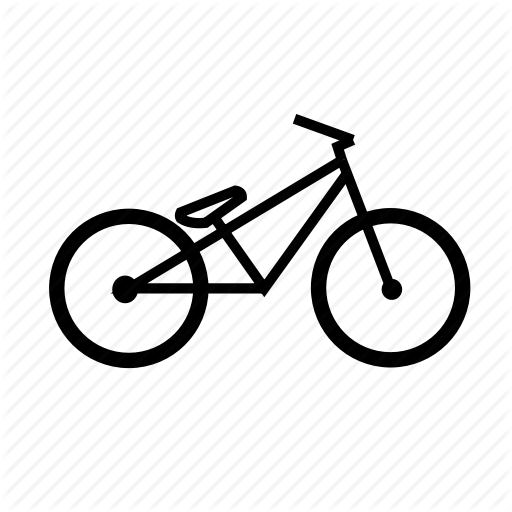 512x512 Bicycle, Bike, Dirt, Dirtbike, Ride, Sport, Transport Icon