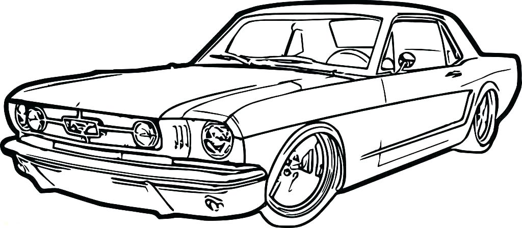 1024x448 Coloring Pages Sports Cars Sports Cars Coloring Pages Free