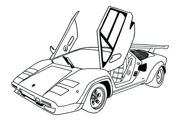 600x424 How To Draw Car How To Draw Cars Draw Car