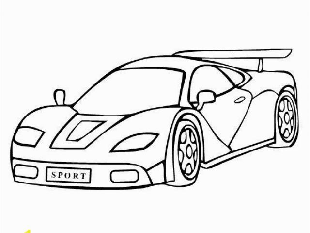640x480 Bmw Sports Car Coloring Pages Race Car Coloring Pages Printable