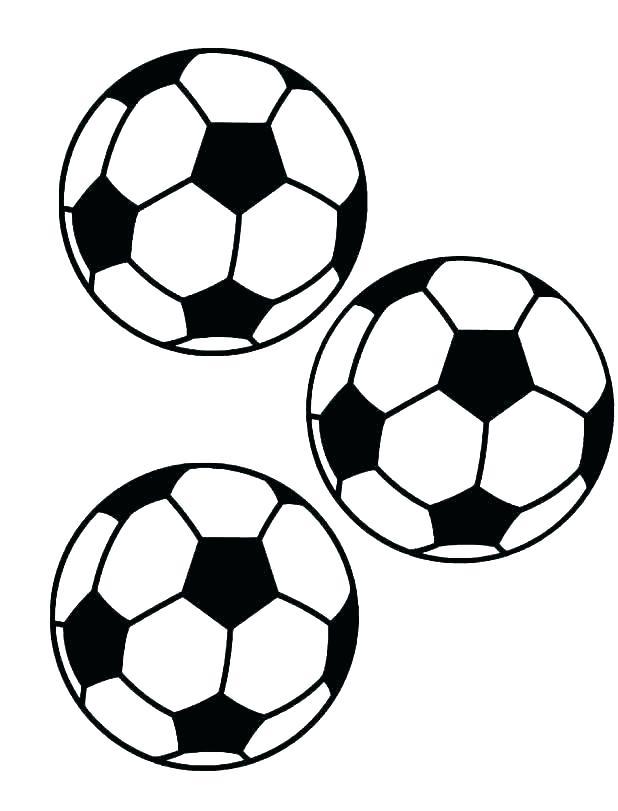 Sports Equipment Drawing