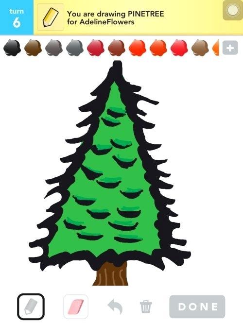 500x667 pine tree drawings pine pine tree drawings easy