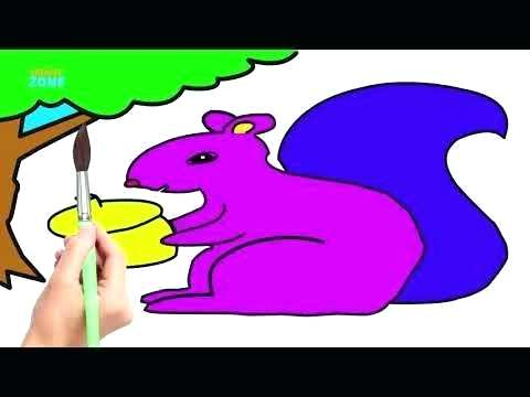 480x360 draw squirrel how to draw a squirrel how to draw furry squirrel