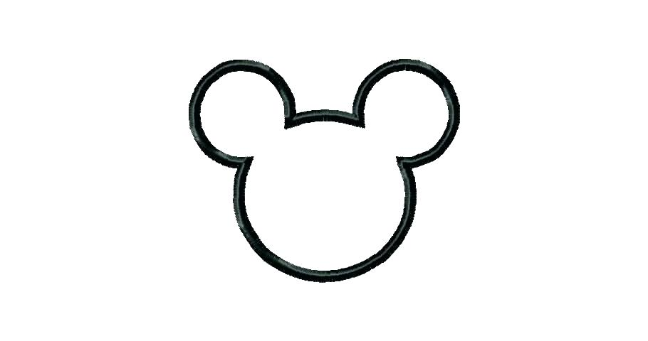 910x480 mickey mouse pictures outline mickey mouse outline mickey mouse