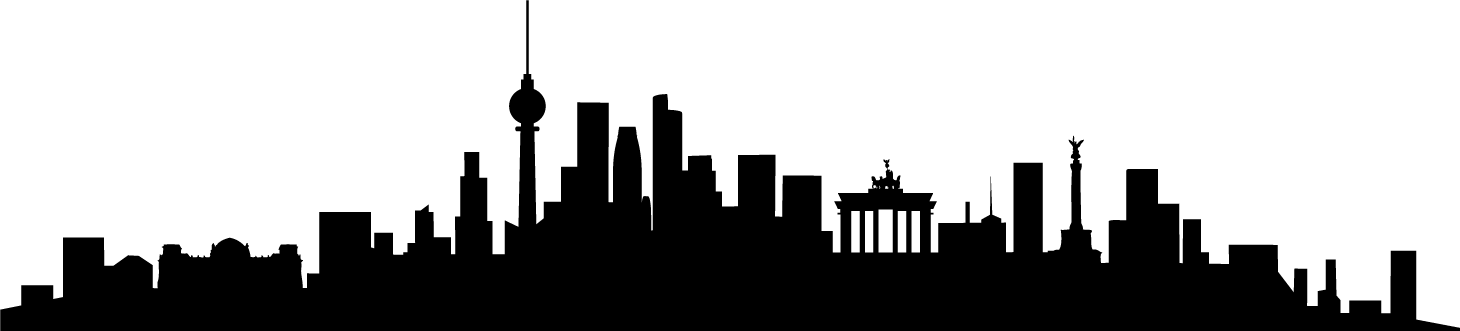 1460x331 Bethlehem Skyline Vector Black And White Download Huge Freebie