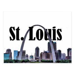 307x307 St Louis Postcards Zazzle