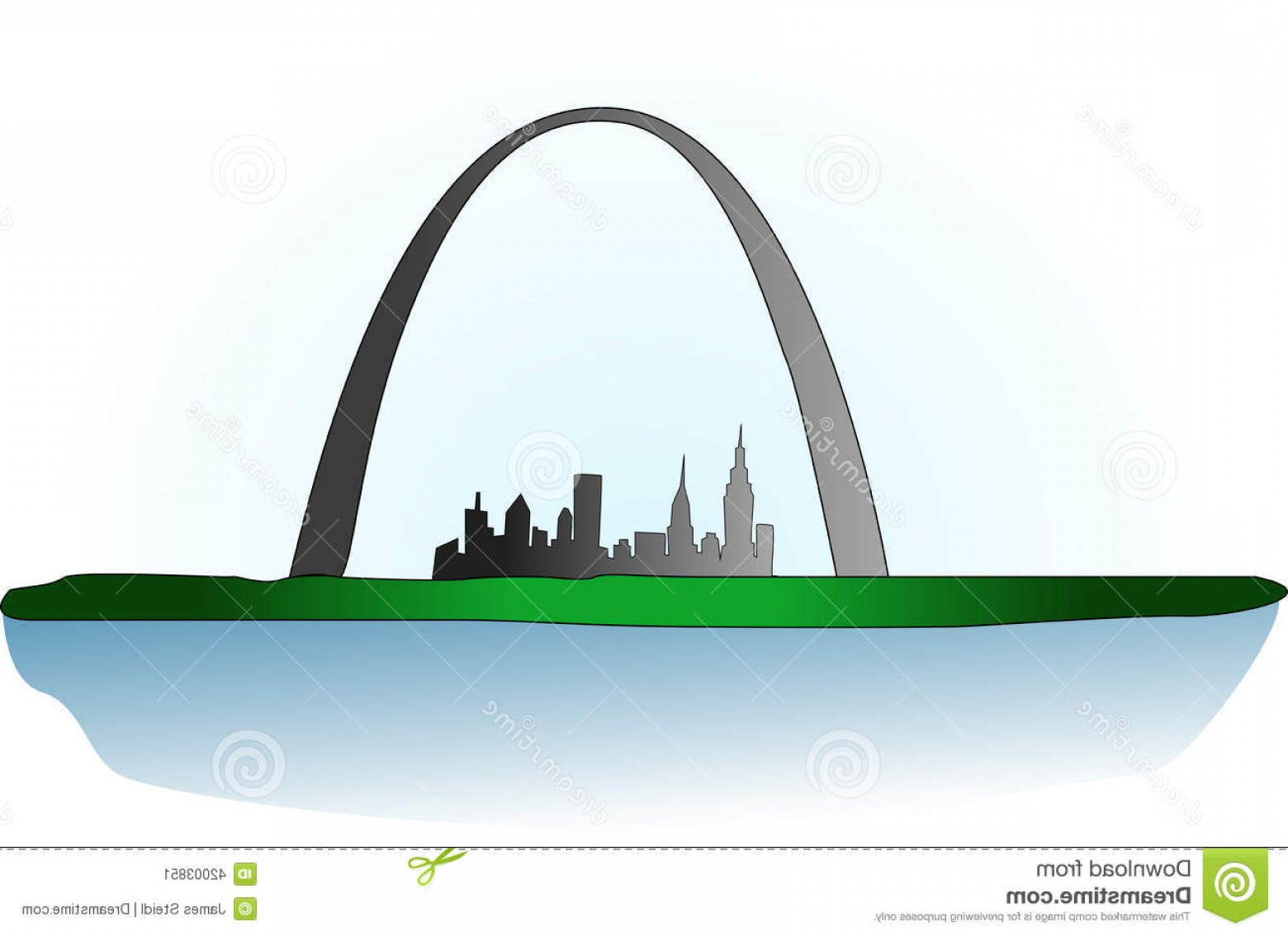 1560x1134 Vector Graphic Of St Louis Arch Soidergi