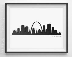 236x186 Fascinating St Louis Skyline Images St Louis Skyline, Saint