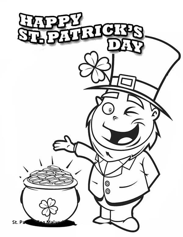 600x775 St Patrick Tag Malvorlagen Fein Shamrock Malvorlagen St
