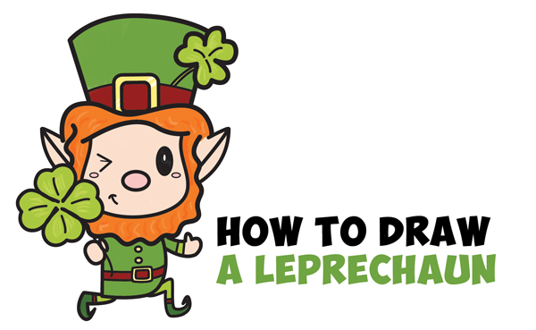 600x369 St Patrick's Day Drawing Archives