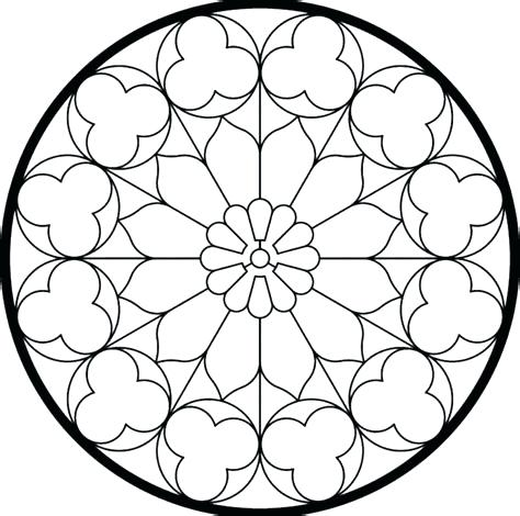 photograph relating to Free Printable Stained Glass Patterns named Range of Stained gl clipart Free of charge down load great
