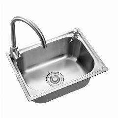 240x240 Drawing Thickening Of Stainless Steel Kitchen Sink Big Trough