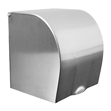 384x384 Bathroom Stainless Steel Wire Drawing Toilet Paper