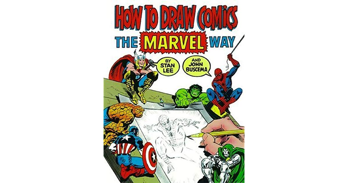 1200x630 How To Draw Comics The Marvel Way
