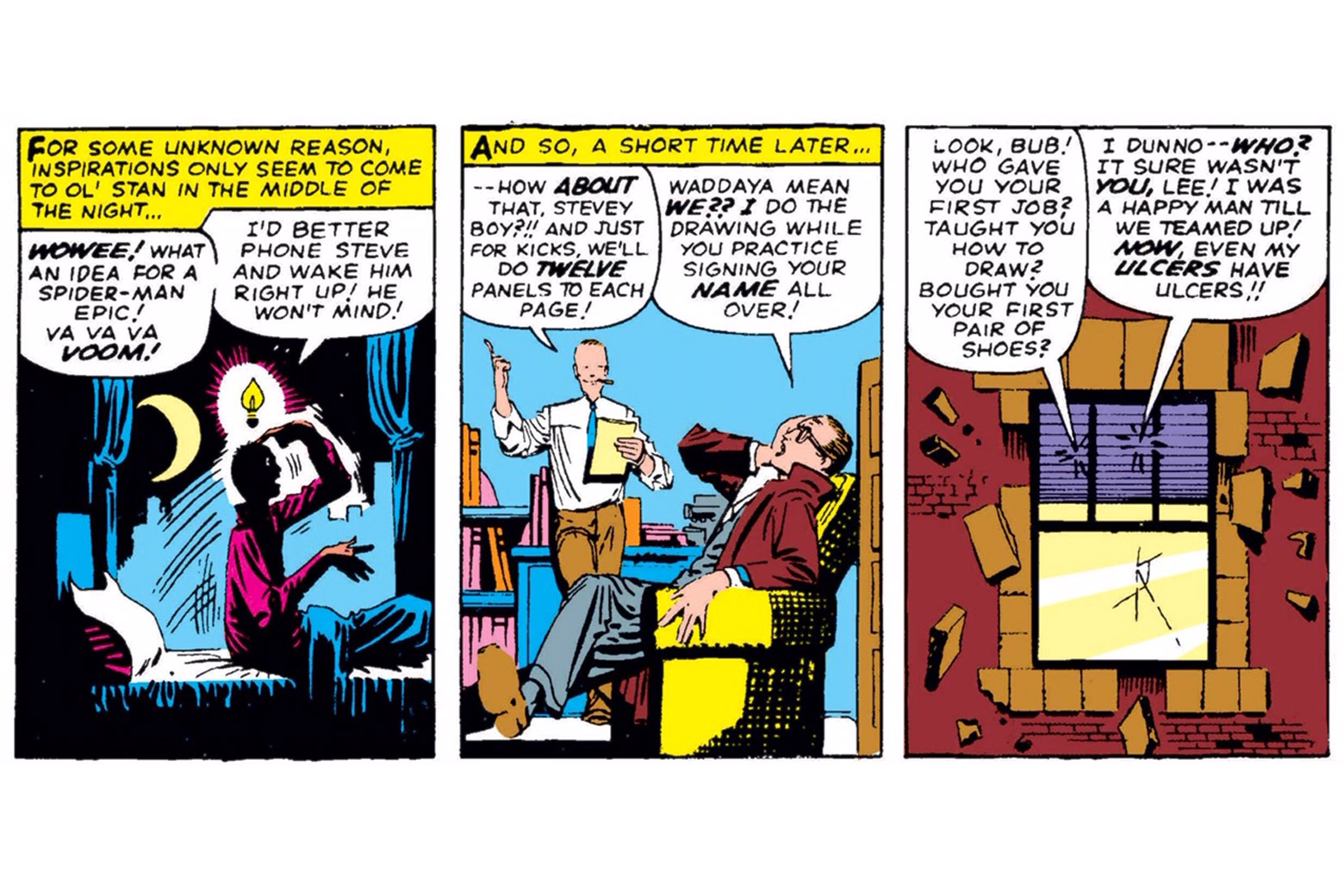 1560x1040 Stan Lee's Cameos In Marvel Comics A History