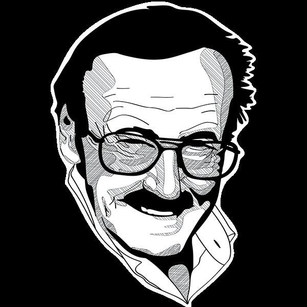 600x601 Stan Lee