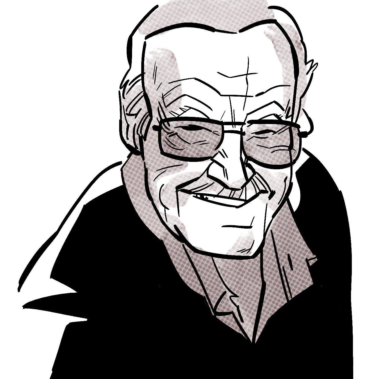 1323x1323 Stan Lee All The Random, Fandom, Etc Marvel