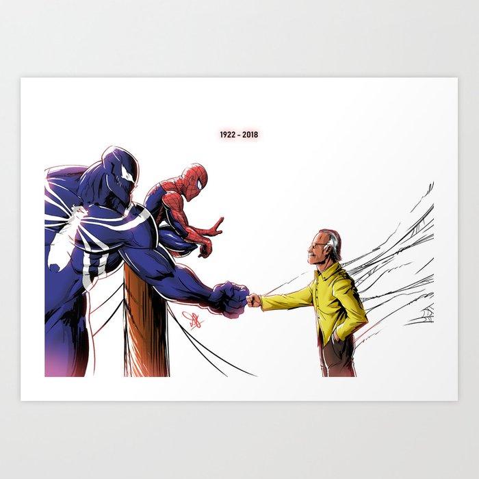 700x700 Stan Lee