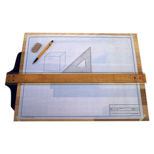 500x500 Standard White Drawing Board Imperial Size, Rs Piece Id