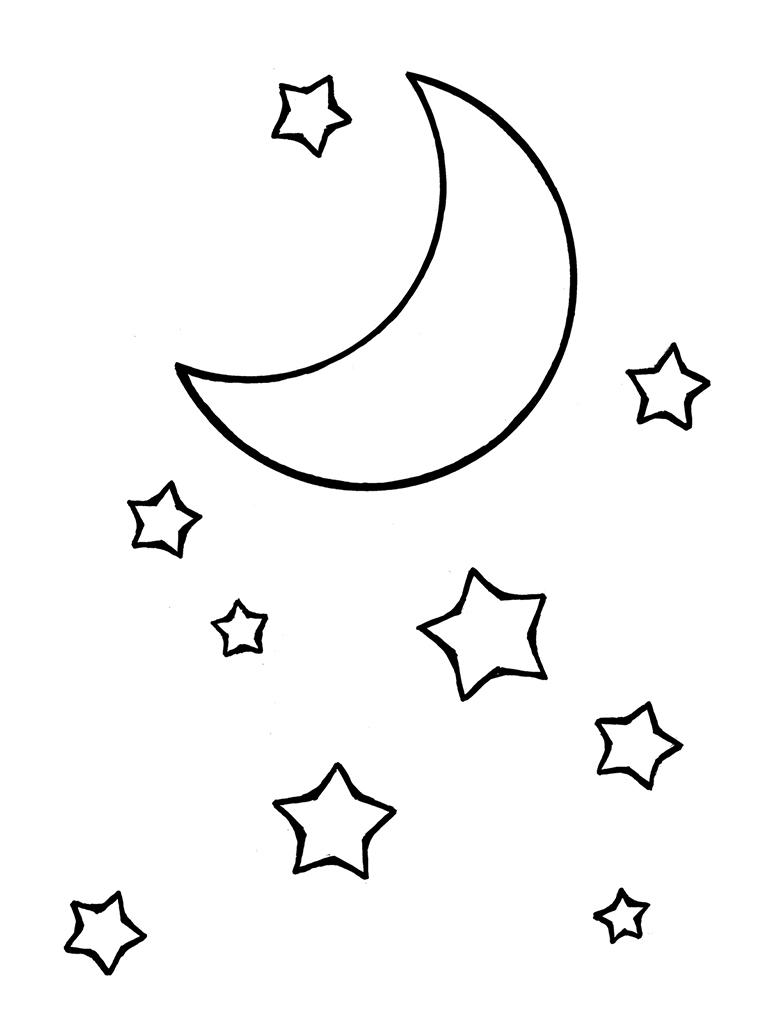 768x1024 Drawn Stars Star Outline