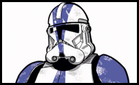 200x122 How To Draw Star Wars The Clone Wars Cartoon Characters Drawing