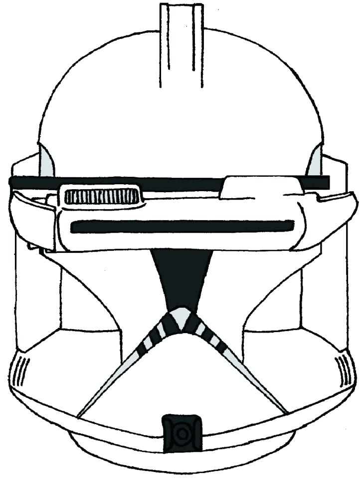 728x966 Star Wars Clone Trooper Coloring Pages Troopers Clo Jafevopusi Top