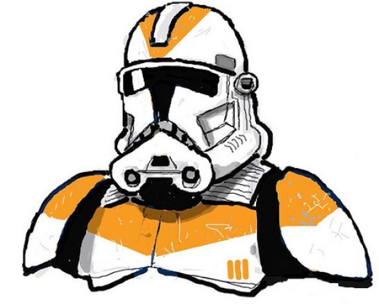 546x438 star wars clone trooper drawings star wars star wars, star