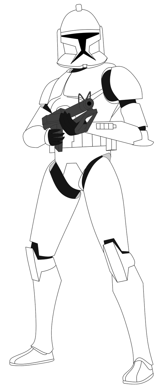 star wars clone drawing  free download on clipartmag