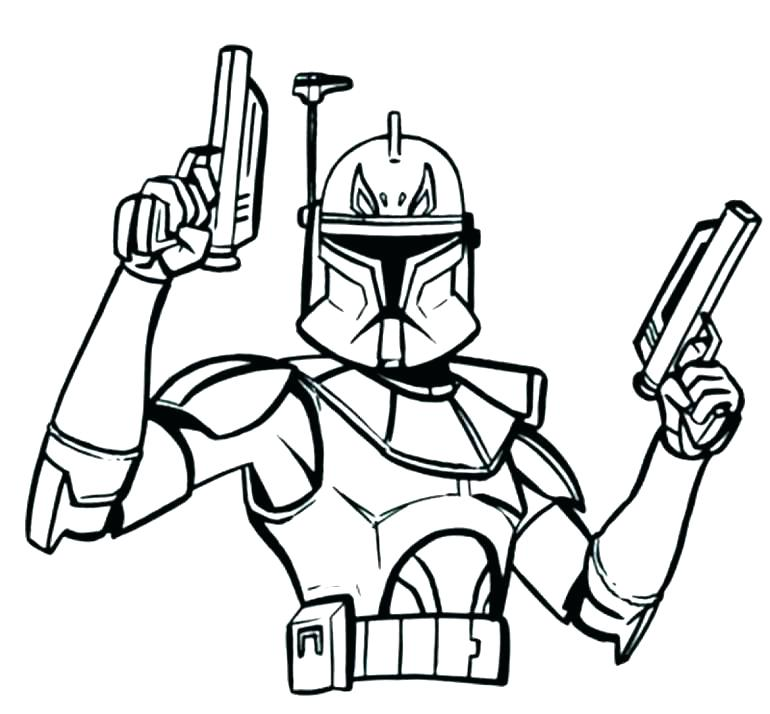 770x714 star wars clone wars coloring pages printable star wars ng pages
