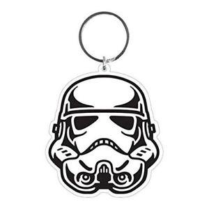300x300 official star wars stormtrooper helmet rubber flexible keyring