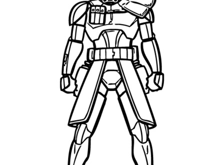 440x330 star wars the clone wars coloring pages, star wars clone wars
