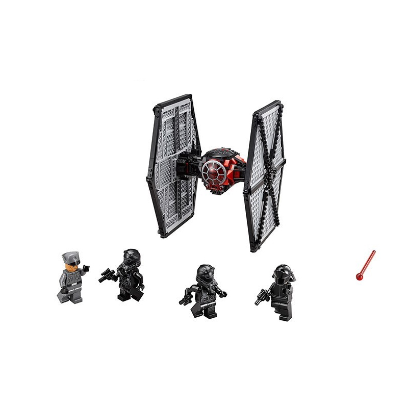 800x800 Star First Order Tie Tie Fighter Model Compatible Legoings