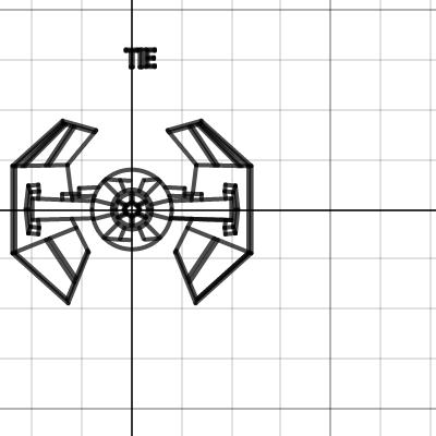 400x400 Star Wars Tie Fighter