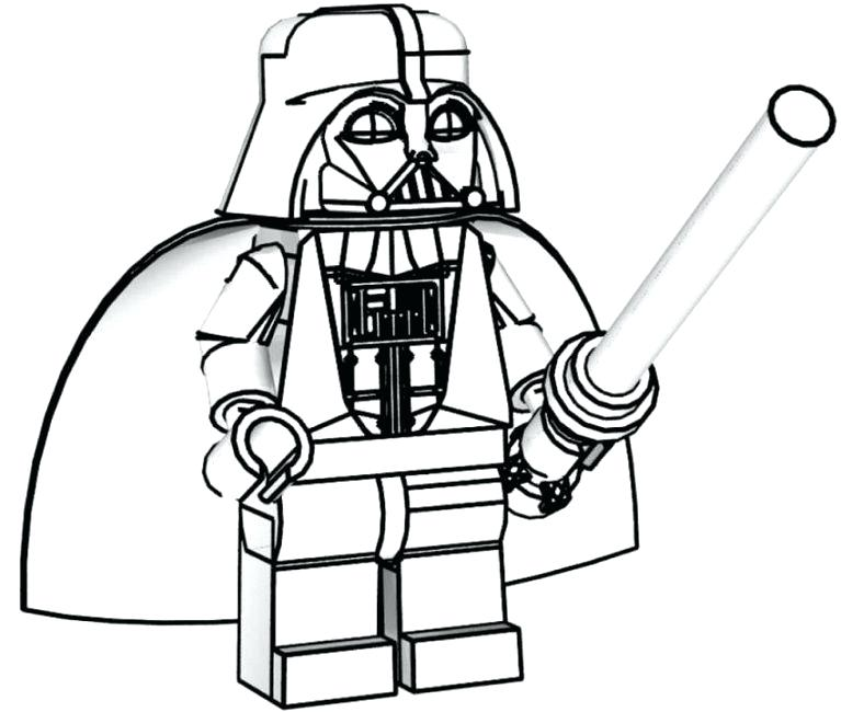 767x650 Coloring Pages Darth Vader Coloring Pages Printable