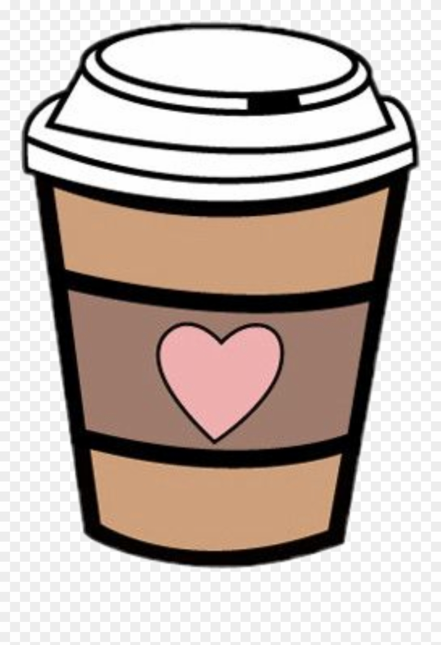 Starbucks Coffee Drawing