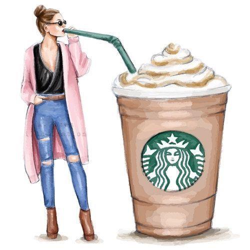 Starbucks Tumblr Drawing Free Download Best Starbucks
