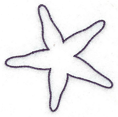 400x397 Starfish Black And White Drawing Clip Art Fish Outline Png