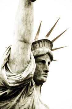 Statue Of Liberty Crying Drawing