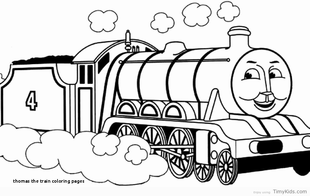 Steam Engine Train Drawing