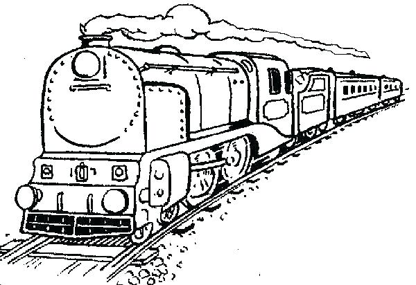 600x412 trains for coloring train coloring pages printable trains