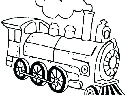 Steam Locomotive Drawings