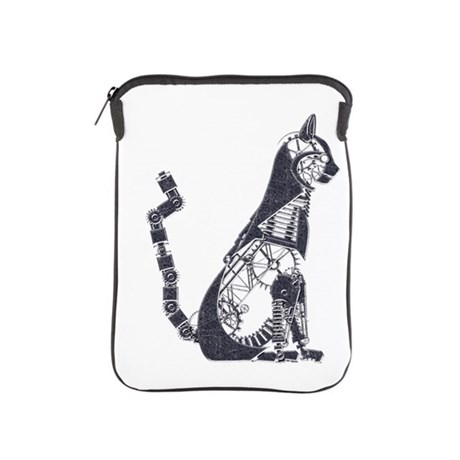 460x460 Steampunk Cat Tablet Covers