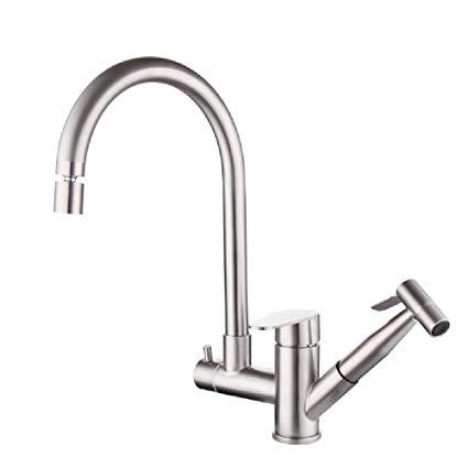 425x425 Wawzj Kitchen Faucet Stainless Steel Kitchen