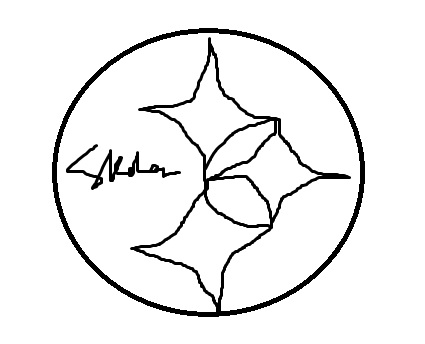 425x344 steelers logo compass drawings are sweet p s a m p