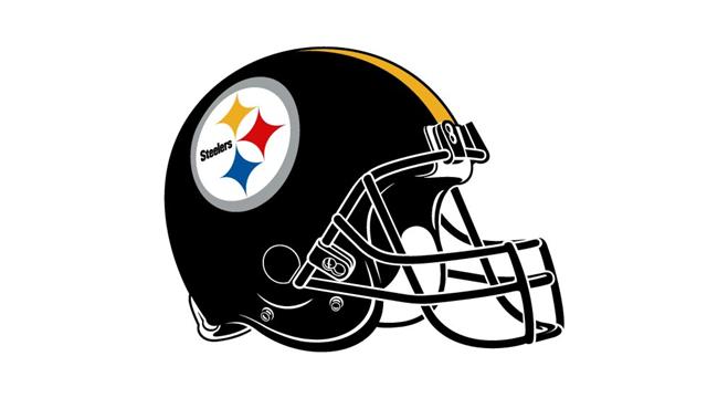 640x360 Football Helmet Drawing Steelers