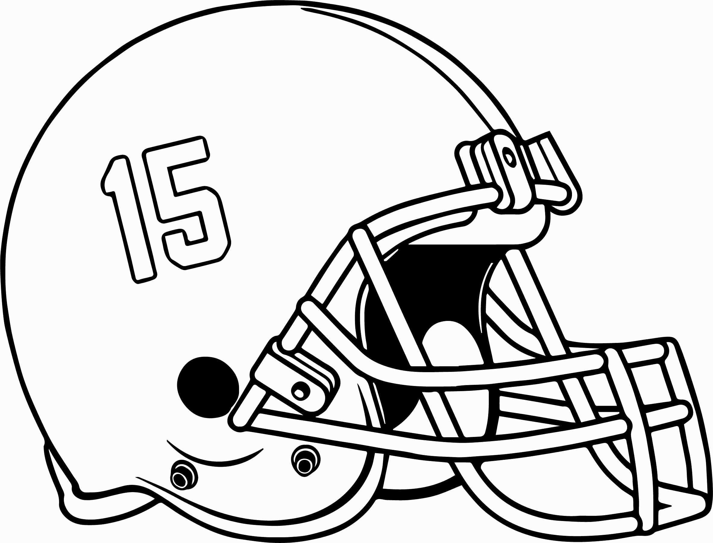 Steelers Helmet Drawing
