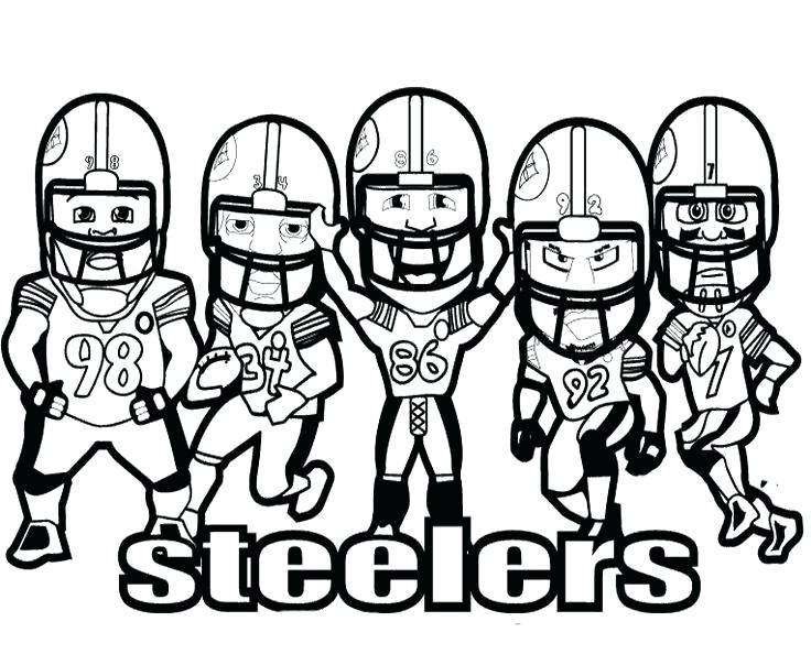 736x604 Steelers Coloring