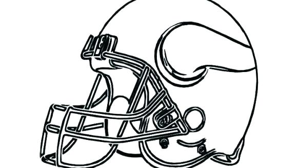 585x329 Steelers Coloring Pages Football Helmet Color Pages Colts Coloring