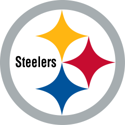 250x250 Steelers Vector Drawing, Picture